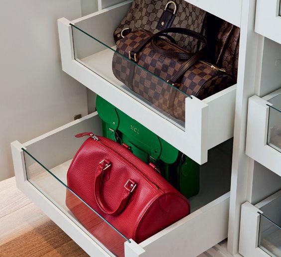 dicas organizar bolsas 2
