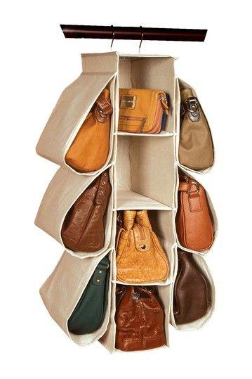 dicas organizar bolsas 5