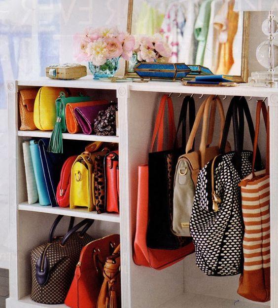 dicas organizar bolsas 7