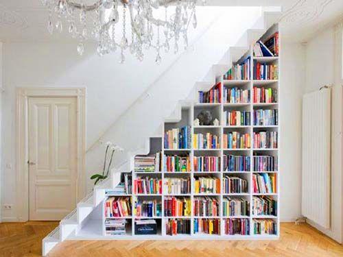 dicas organizar livros