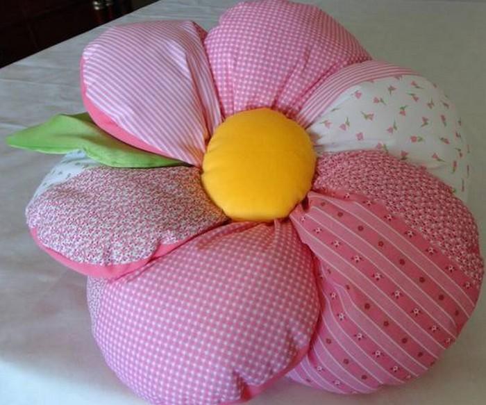 diy almofada flor 1