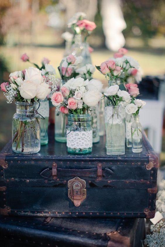 diy arranjos casamento 8