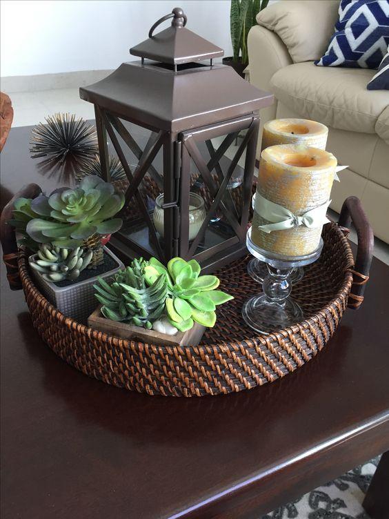 diy centro mesa diferente criativo 4