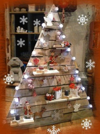 diy decoracao natal paletes 330x440