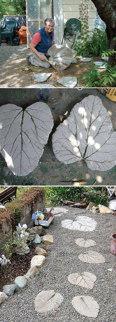 diy folhas concreto 4