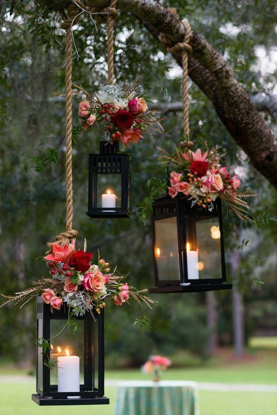 diy ideias decoracao casamento 7
