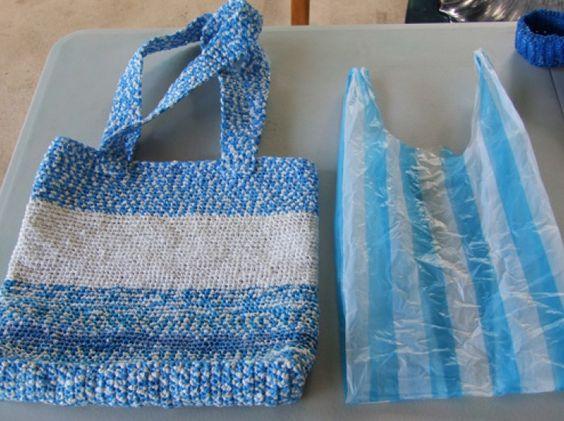 diy transformar sacola plastica 2