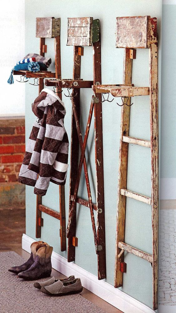 escada de madeira bengaleiro