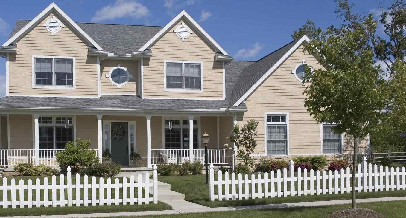Fachadas de casas - Casas americanas interiores ...