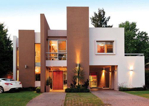 fachada sobrados modernos 10
