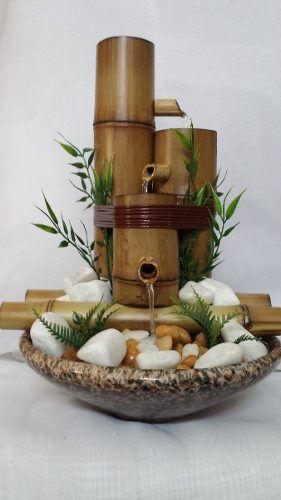 fazer fonte bambu diy