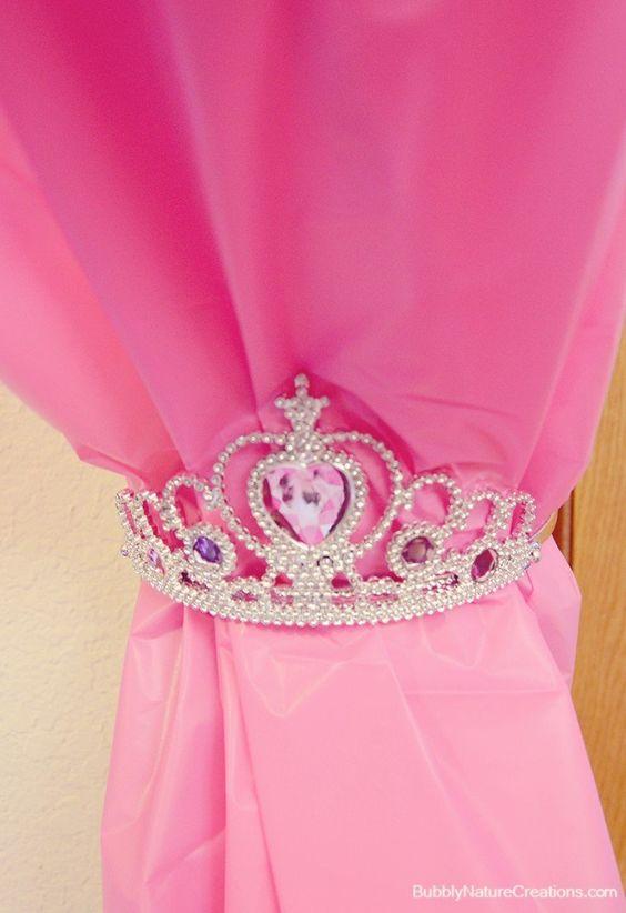 festa princesas decoracao 1