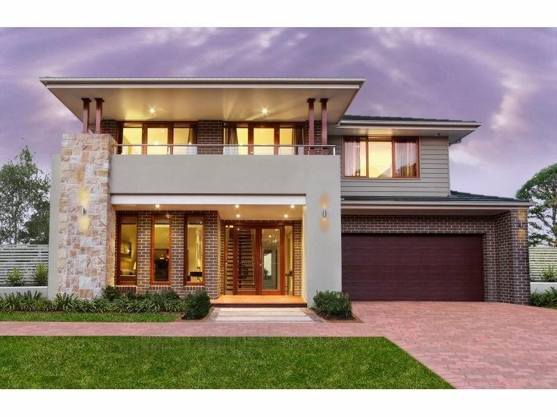 foto fachadas de casas