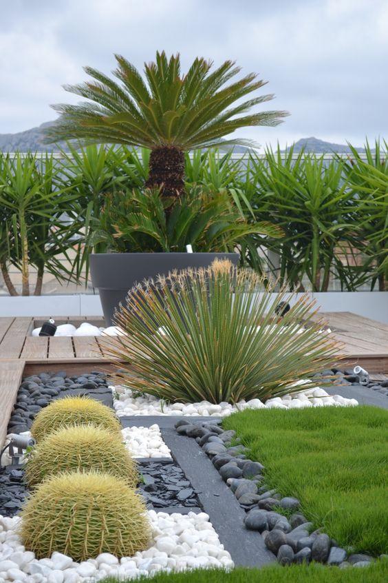 fotos jardins planejados