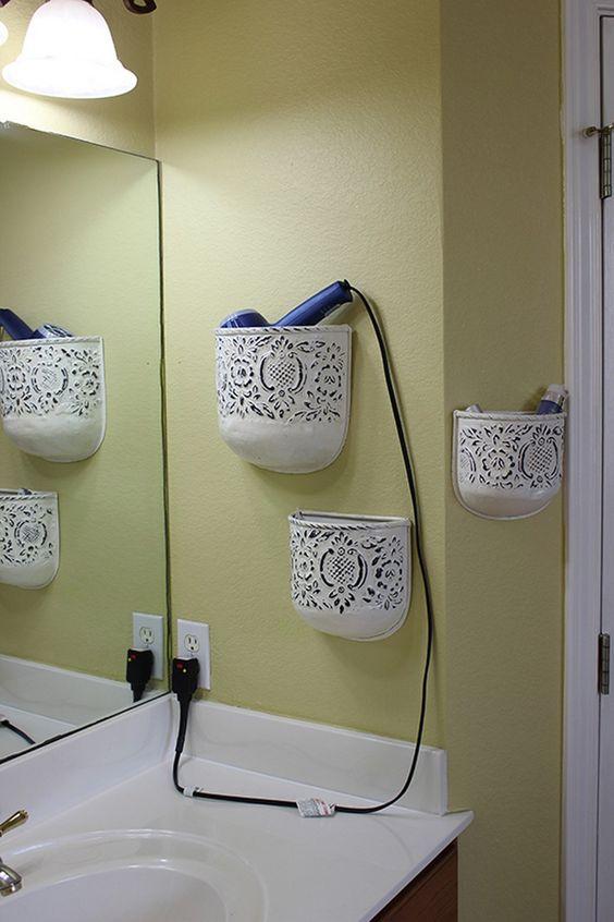 ideias baratas decorar banheiro 4