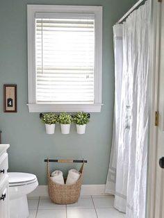 ideias baratas decorar banheiro 5