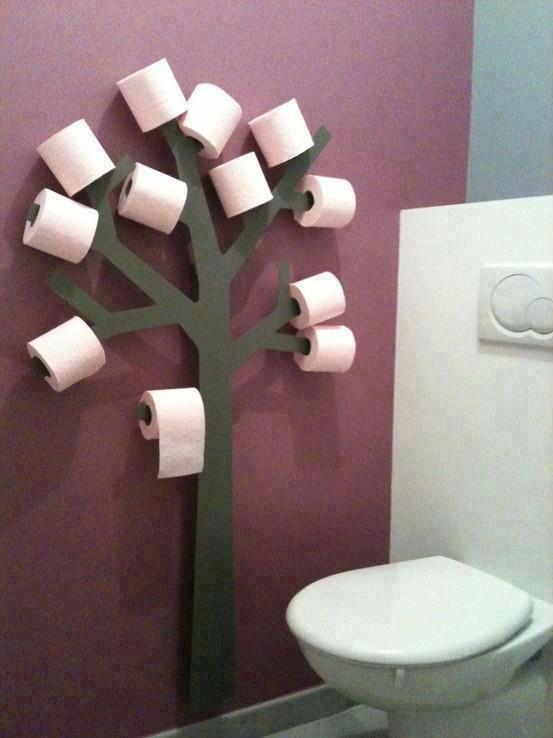 ideias baratas decorar banheiro