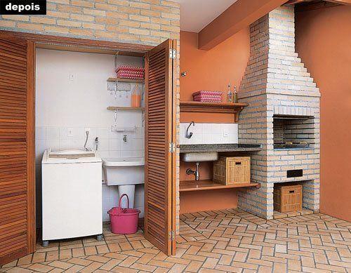 ideias churrasqueira varanda 9