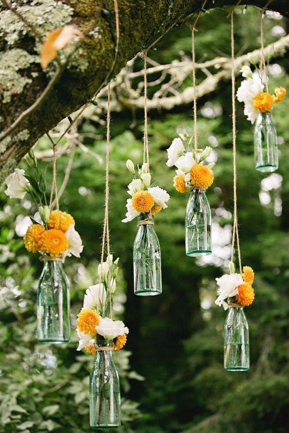 ideias decoração casamento