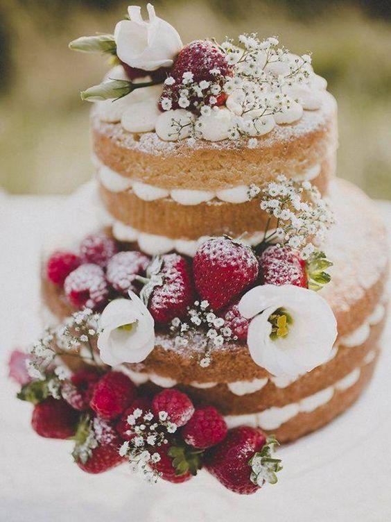 ideias decoracao casamento bolo noiva
