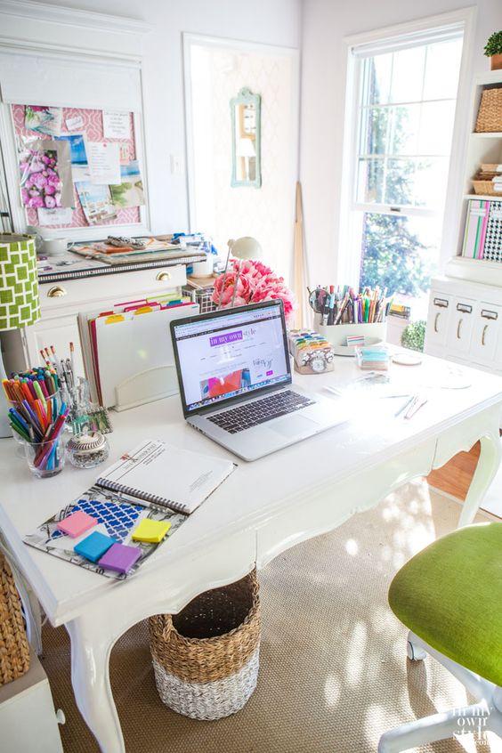 ideias decoracao escritorio 1