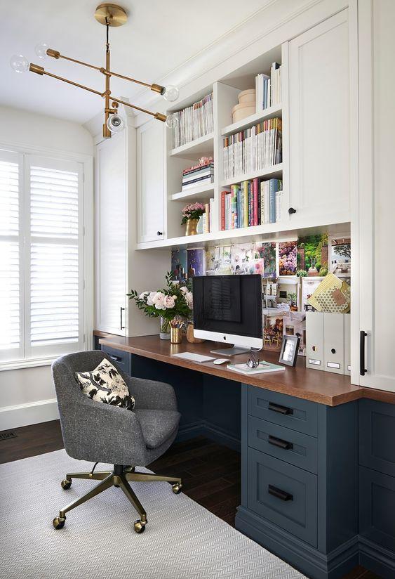 ideias decoracao escritorio 10 1