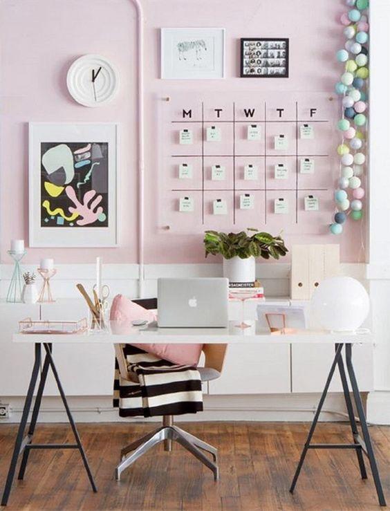ideias decoracao escritorio 13