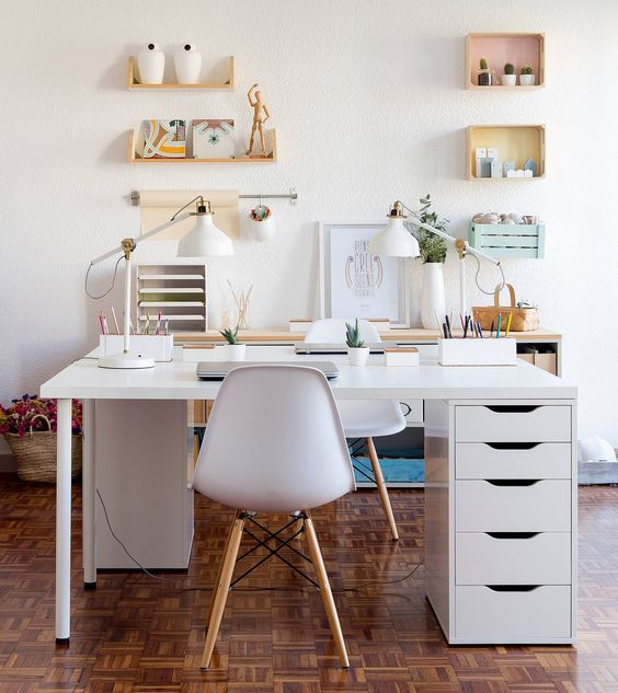 ideias decoracao escritorio 7 1