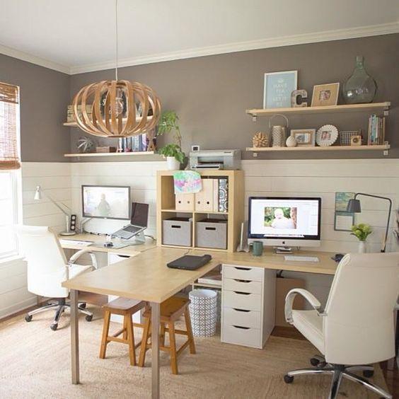 ideias decoracao escritorio 9 1
