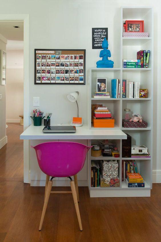 ideias decoracao escritorio