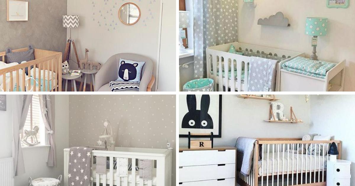 ideias decoracao quarto bebe