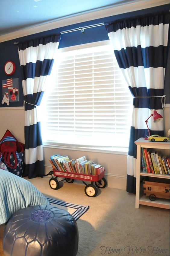 Ideias para decorar quartos de meninos for Room decor for 5 year old boy
