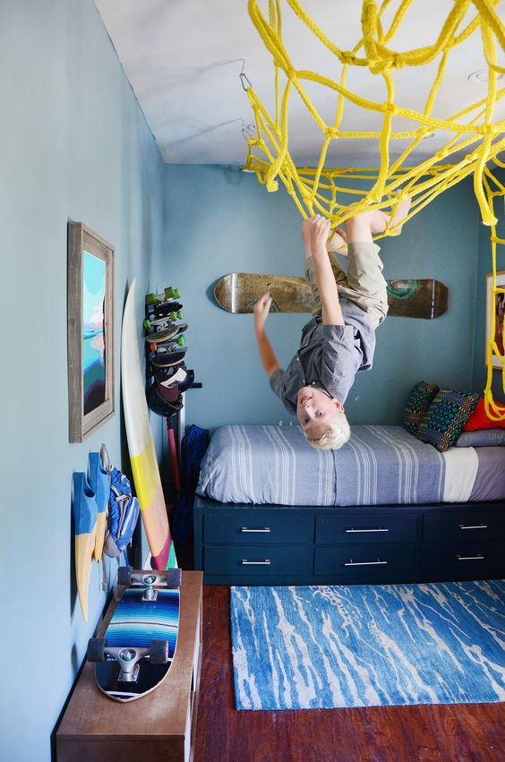 ideias decoracao quarto menino 6