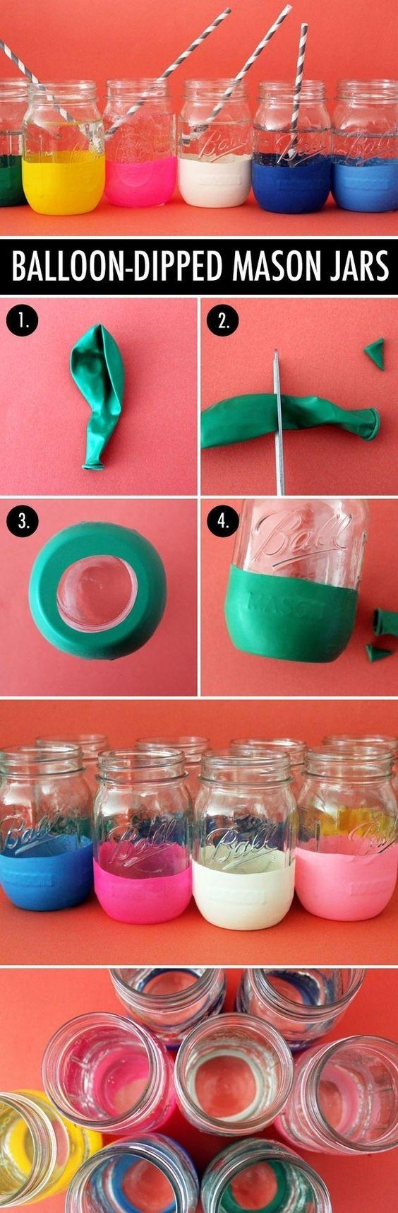 ideias distinguir copos festa 1