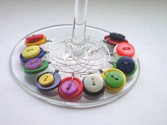 ideias distinguir copos festa 3