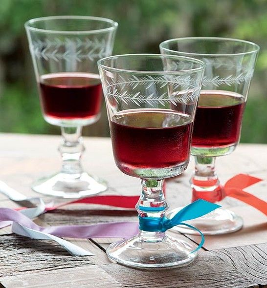 ideias distinguir copos festa 8