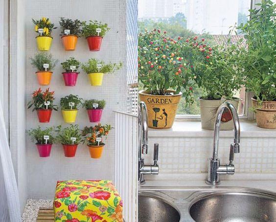 ideias fotos decoracao vasos 7