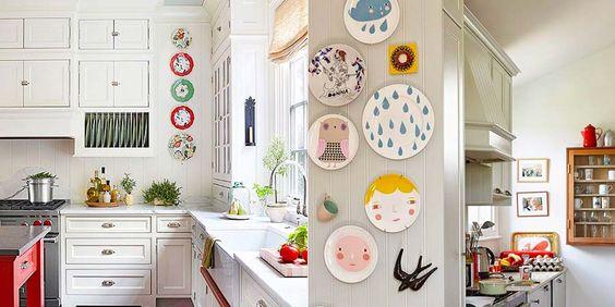 ideias giras.decorar paredes cozinha 1