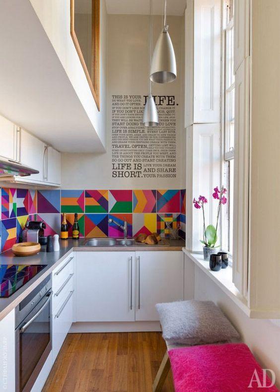 ideias giras.decorar paredes cozinha 3