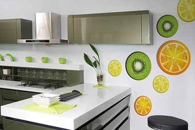 ideias giras.decorar paredes cozinha 6