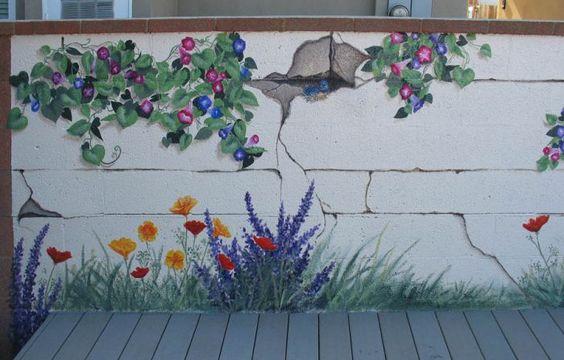 ideias muros decorados 5