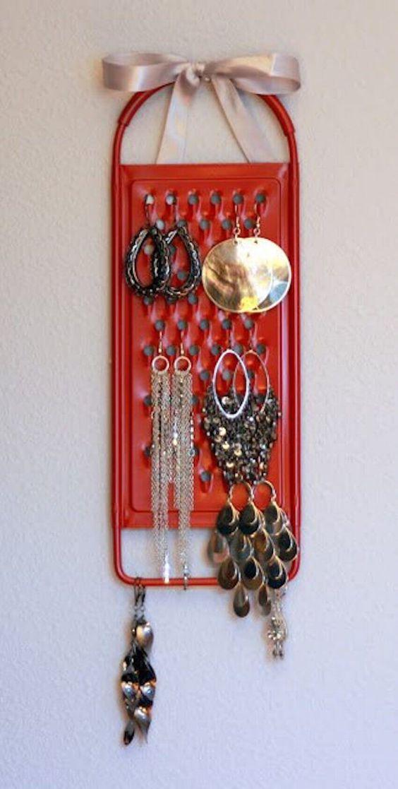 ideias organizar joias bijuterias 1