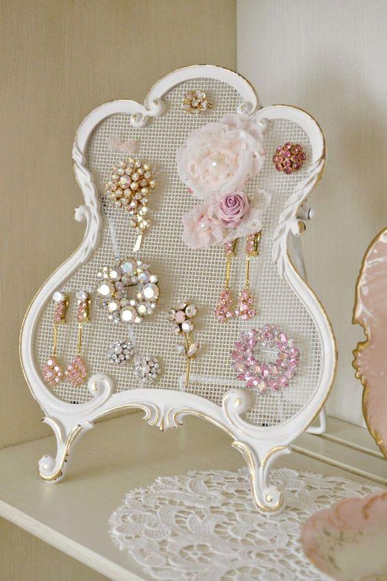 ideias organizar joias bijuterias 11