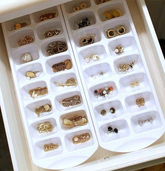 ideias organizar joias bijuterias 8
