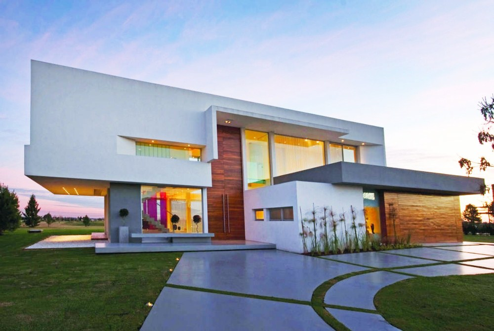 ideias para fachadas de casas
