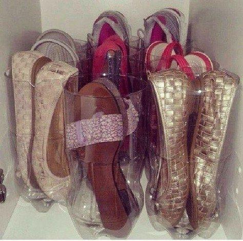ideias para guardar sapatos 10