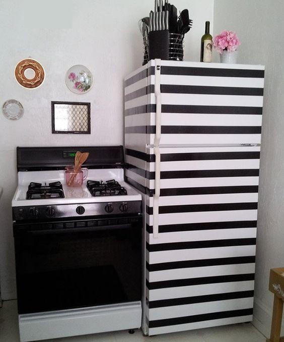 ideias personalizar geladeira 10