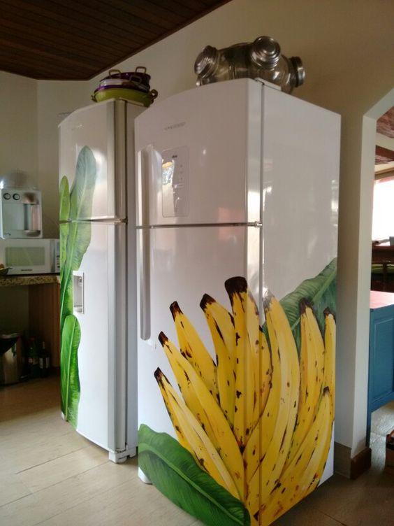 ideias personalizar geladeira 4
