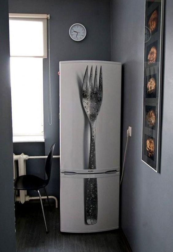 ideias personalizar geladeira 5