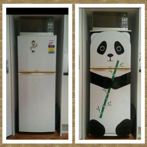 ideias personalizar geladeira 6